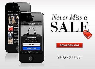 ShopStyle Mobile App