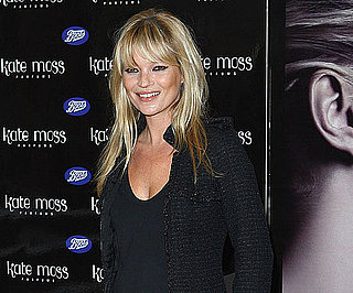 Slide Picture of Kate Moss With Vintage Muse in London