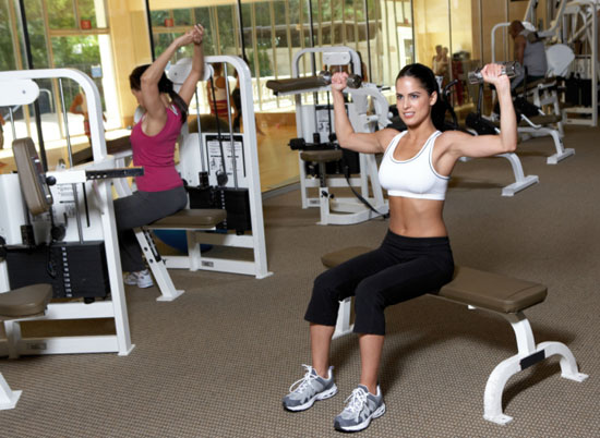 What Do You Like to Do Most at the Gym?