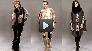 How to Look Good While Dressing Warm