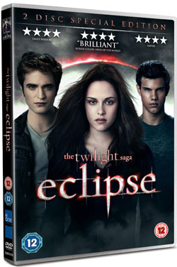 Watch Exclusive Video Clip From Eclipse DVD Interview With David Slade