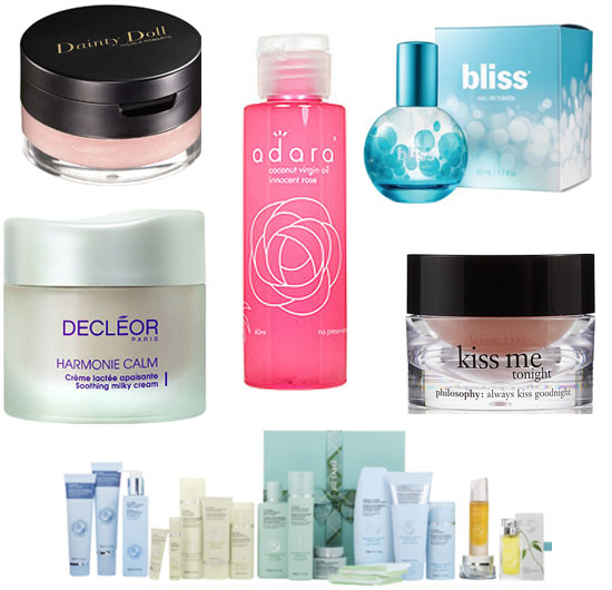 December Beauty Must Haves