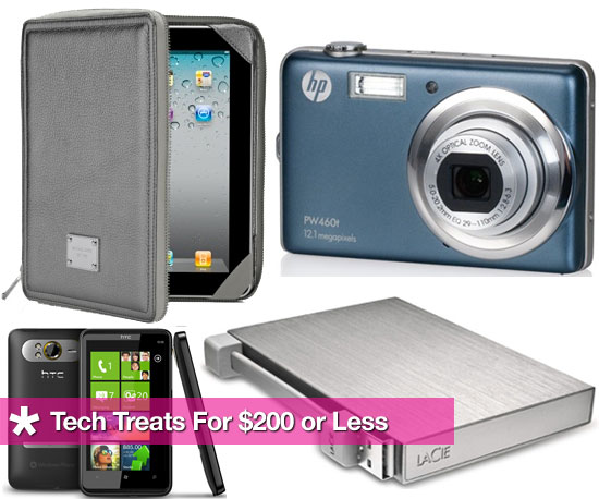 Tech Gifts For $200 or Less