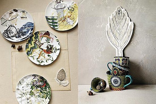 The Making of an Anthropologie Catalog