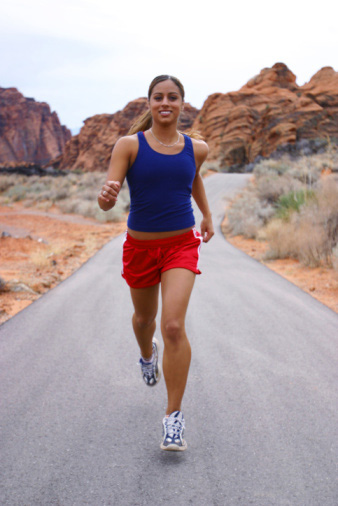 Running Form Tip
