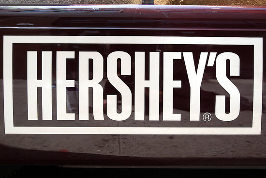 Hershey's Expands Distribution Abroad With Help From Walmart