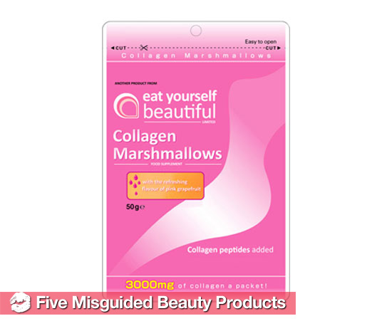Five Pretty Terrible Beauty Products