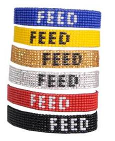 Forever 21 Feed 2 Guatemala Bracelets