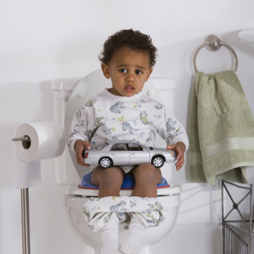 71 Percent of Moms Taught Son to Pee Sitting Down