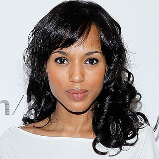 How to Get Kerry Washington's Smooth Curls