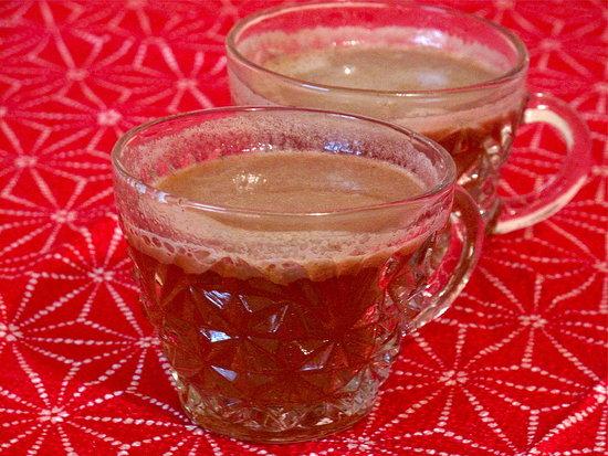 Spiced Hot Buttered Rum Recipe