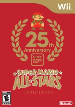 Here's What's Packed Inside the SMB 25th Anniversary Edition