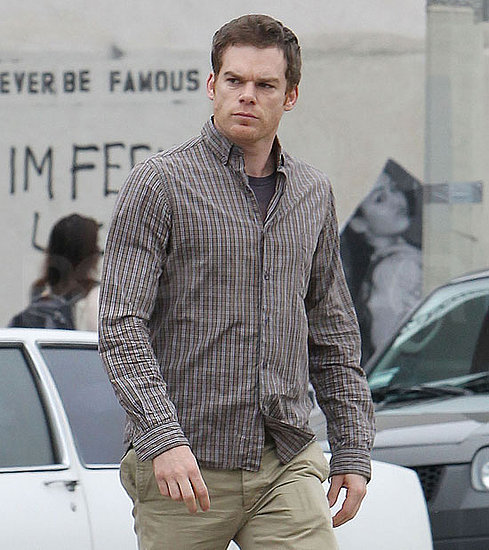 Pictures of Michael C Hall After Divorce News