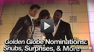 Golden Globe Nomination Snubs, Front-Runners, and Underdogs