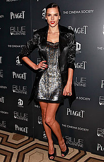 Pictures of Alessandra Ambrosio Wearing Roberto Cavalli