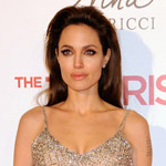 Photos of Angelina Jolie in Europe Promoting The Tourist