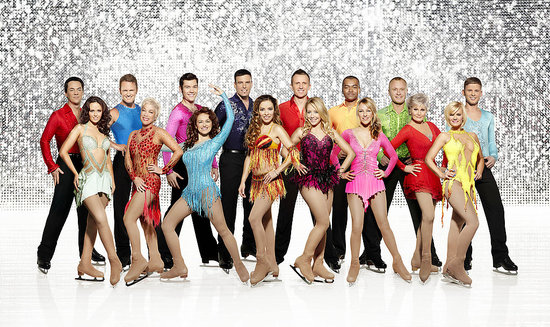 Pictures of Dancing on Ice 2011 Lineup Including Kerry Katona, Jennifer Metcalfe, Vanilla Ice, and Jeff Brazier