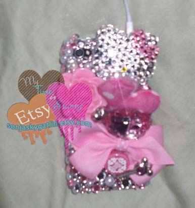 Cell phone Bling case
