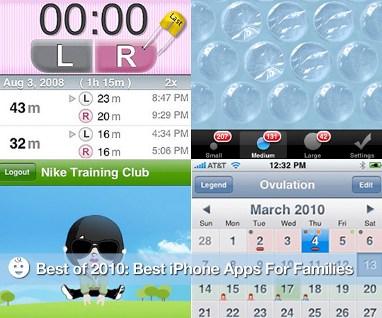 Best iPhone Apps For Moms and Families