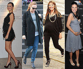 Pregnant Models and Designers in 2010