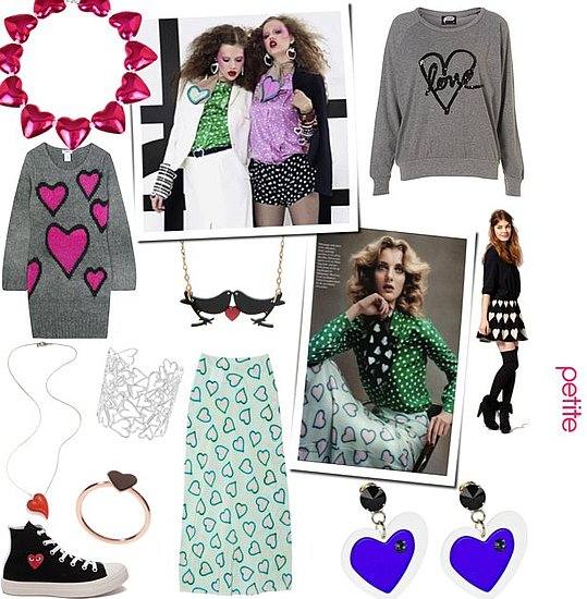 Heart-Inspired Fashion