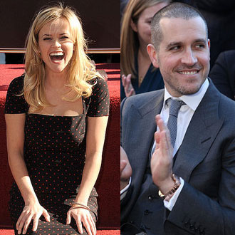 Reese Witherspoon and Jim Toth Engaged