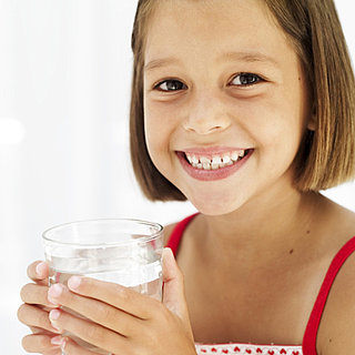 Water Consumption by Kids