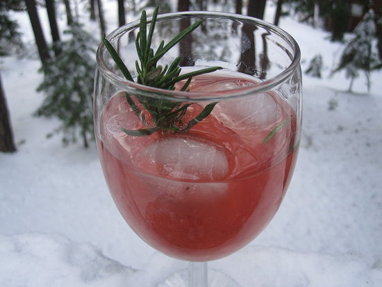 Rosemary Cranberry Martini Recipe 2011-01-06 19:14:13