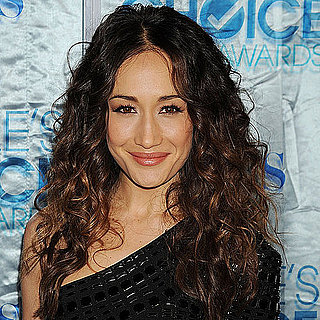 How to Get Soft Curls Like Maggie Q's