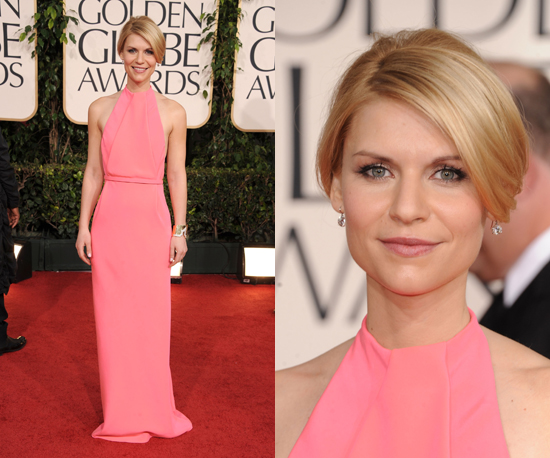 Claire Danes at 2011 Golden Globe Awards 2011-01-16 17:38:57