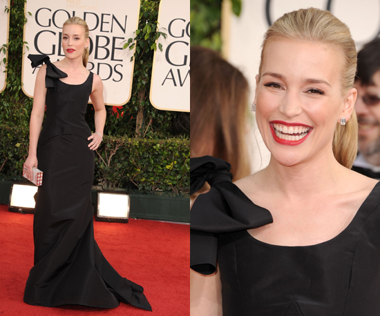 Piper Perabo at 2011 Golden Globe Awards