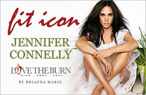 Fit Icon: Jennifer Connelly Workout