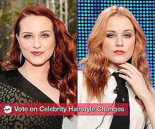 Pictures of Celebrities With New Hairstyles 2011-01-10 15:00:00