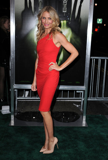 Pictures of Cameron Diaz, Seth Rogen, Sophia Bush at The Green Hornet 3D Premiere 2011-01-10 20:21:29
