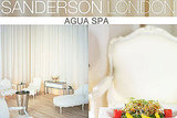 Agua Spa at the Sanderson Hotel Introduces a Healthy Cuisine Menu