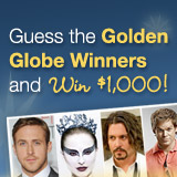 2011 Golden Globe Awards Ballot