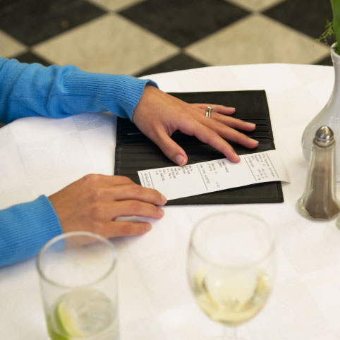Have You Ever Left a Restaurant Without Paying?