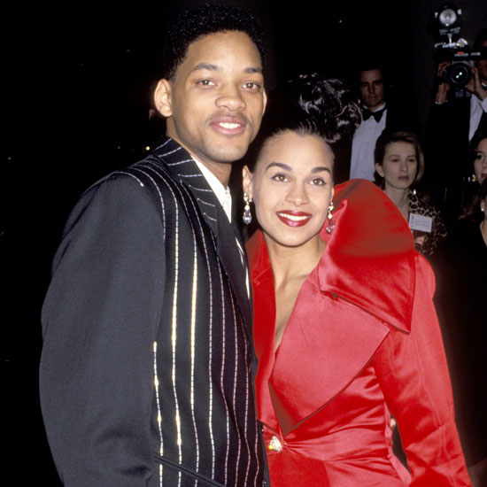 Will Smith and Sheree Campino showed up at the 1993 Golden Globe Awards together.