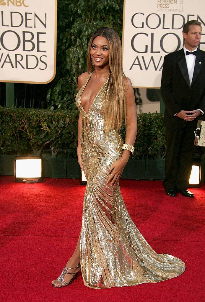 Beyoncé in 2007.