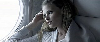 See Lara Stone's New Calvin Klein Collection TV Commercial