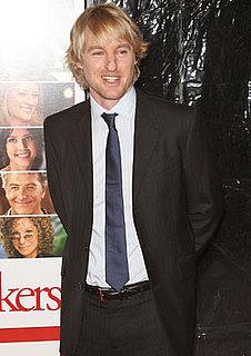 Owen Wilson Welcomes a Baby Boy 2011-01-14 18:31:17