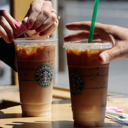 Starbucks to Debut 31-Ounce Trenta Cup Size May 3, 2011