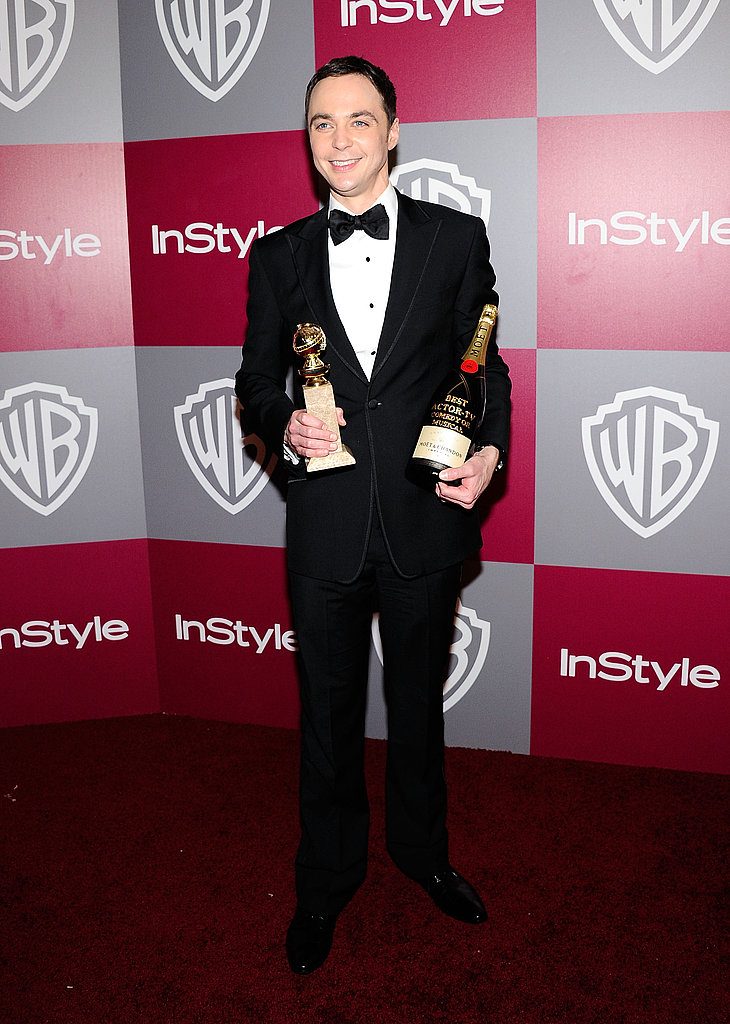 InStyle's 2011 Golden Globes After Party