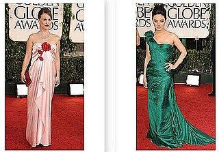 Golden Globes Faceoff