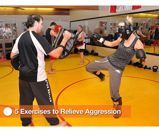 5 Exercise Classes to Relieve Aggression