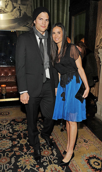 Pictures of Demi Moore and Ashton Kutcher at a Special NYC Screening of No Strings Attached