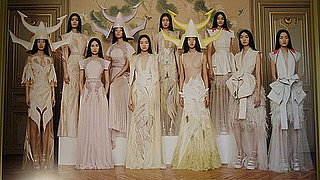 Photos of Givenchy Spring 2011 Haute Couture Collection