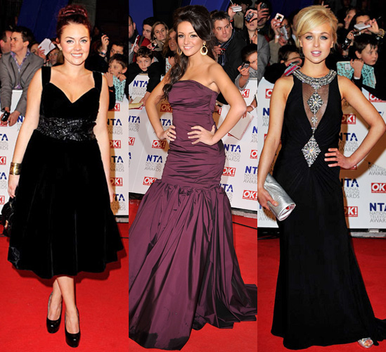 Photos of Eastenders, Coronation Street and Hollyoaks Stars at the 2011 National TV Awards