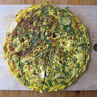 Vegetarian Frittata Recipe