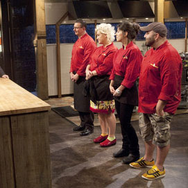 Food Network to Debut Chopped All-Stars